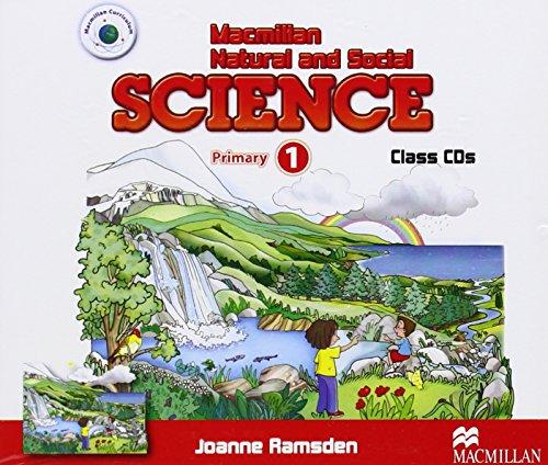 Social and natural science 1 classcd (Macmillan Natural and Social S)