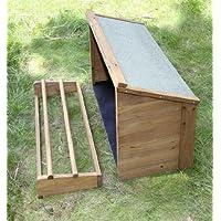 Kerbl Legenest zu Kerbl Kleintierstall für Hühner 82807, 85 x 37 x 48 cm