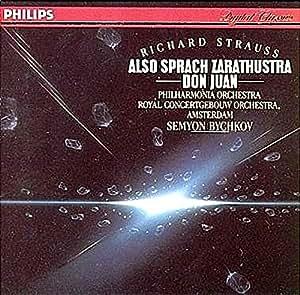 Strauss Richard-Ainsi Parlait Zarathustra-Philharmoniaorches Tra-Don Juan-Royal Concertgebouw O