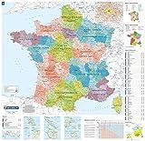 France administrative Réforme des Régions : 1/1 700 000...