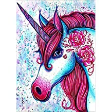 DIY 5d Diamond Painting, Crystal Rhinestone embroi Embroidery Pictures Arts Craft for Home Wall Decor