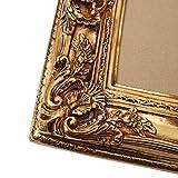 Bilderrahmen Barock Gold 60×70/ 40×50 cm (Antik) Im Retro-Vintage look durch Handarbeit hergestellt für Künstler, Maler. Idealer Gemälde-Rahmen für Ausstellungen STAR-LINE® - 4