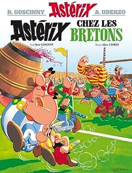Astérix - Astérix chez les bretons - nº8 par [Goscinny, René, Uderzo, Albert]