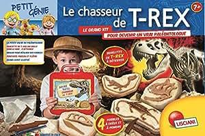 Lisciani - F49790 - Jeu Scientifique - Le Chasseur De T-rex