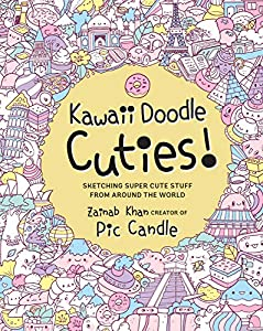 Kawaii Doodle Cuties: Sketching Super