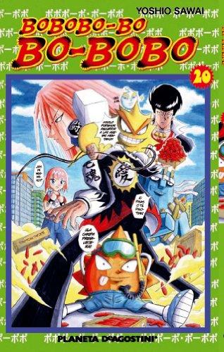Descargar Libro Bobobo-Bo-Bo-Bobo nº 20/21 de Yoshio Sawai