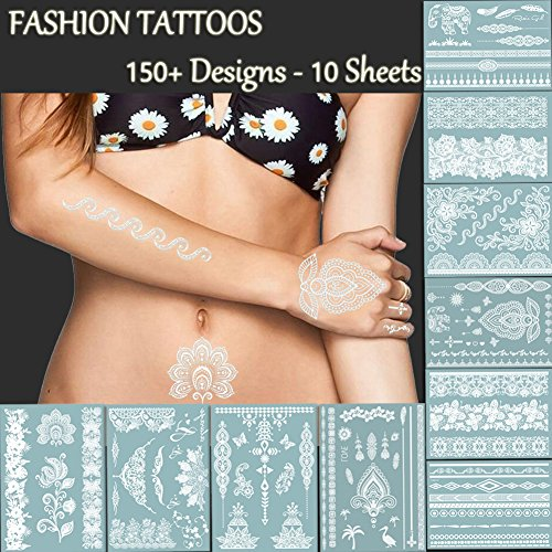 tafly-premium-white-lace-tattoos-150-designs-temporary-fake-jewelry-tattoos-bracelets-featherselepha