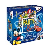 Diset Disney Juego Party, 27.2 x 26.7 x 8.9 (46504)