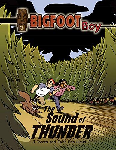 The Sound Of Thunder Bigfoot Boy