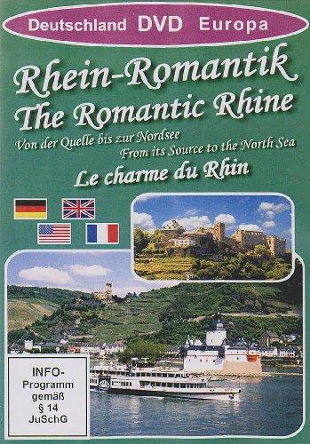 Rhein-Romantik - Von der Quelle bis zur Nordsee [Edizione: Germania]