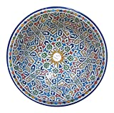 Orientalisches Keramik Waschbecken 3 groß