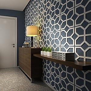 HomeArtDecor – 3D Wandpaneele – Panele 3D – Wandverkleidung – Dekorative Wandpaneele – Mitte des Jahrhunderts Modern – Wandpaneele – Verkleidungen