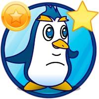 Penguin Run:A Frozen Adventure
