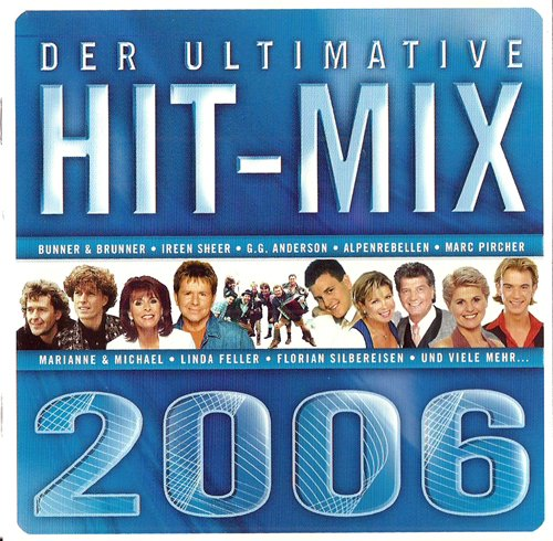 Diverse Hit-Mixe (Compilation CD, 12 Tracks) -