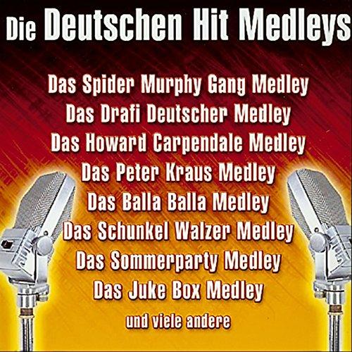 """Das Sommerparty Medley Vol. 2 :: Die Sommerparty + Mendocino + Du kannst nicht immer 17 sein + Oh La Paloma Blanca + Fiesta Mexicana + Heidi + Die Sommerparty (""""Der 70er Mix"""")"""