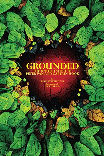 Grounded: The Untold Story of Peter Pan & Captain Hook (English Edition)