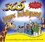 365 Jeux Bibliques. Une Histoire Biblique et un Jeu pour Chaque Jour de l'Année