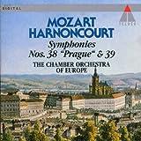 Symphonies N 38, 39