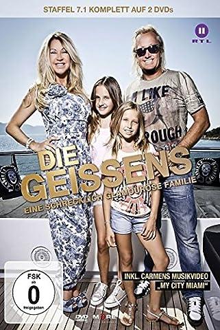 Die Geissens - Eine schrecklich glamouröse Familie: Staffel 7.1 [2 DVDs]