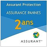 Assurant Protection 2 Ans Assurance Panne, Extension de Garantie pour Un système d'Audio de 150,00 EUR à 199,99 EUR