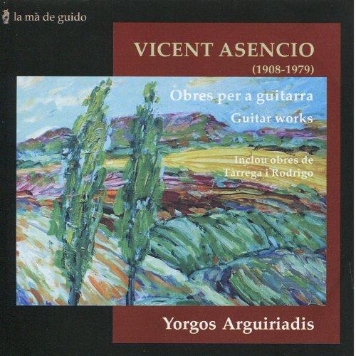 Asencio: Suite Valenciana: III. Dansa