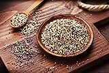 Quinoa tricolor blanco, rojo y negro 1kg