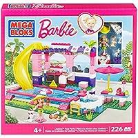 Mega Bloks Barbie Chelsea's Pool Party