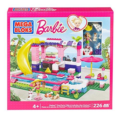 Barbie - Fiesta Piscina Chelsea Mega Bloks 80136