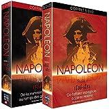 Coffret DVD Napoléon : L'intégrale de l'épopée napoléonienne 1769-1821 Partie 1 et 2