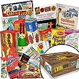 Süßigkeiten Box XXL aus der DDR   Geschenkideen Weihnachten für Frauen