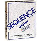 #8: SAYSHA SEQUENCE TRAVEL BOARD CARD GAME - An Exciting Game of Strategy Kids n Adults