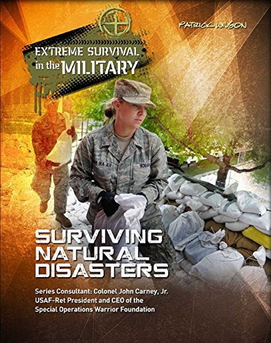 Descargar PDF Surviving Natural Disasters (Extreme Survival in the Military)