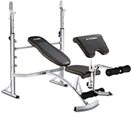 Kobo Multipurpose Fitness Bench Exercise Weight Lifting
