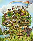 L' albero della vita l' albero della vita è un pezzo unico di opere d' arte da personalizzare con il nome, compleanno o qualsiasi altro breve testo nascosto all' interno dell' opera per il destinatario da trovare. Dispone di una vasta gamma d...