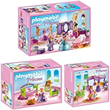 playmobil princess set en 3 parties 6850 6851 6852 salon de beaut chambre cleste - Playmobil Chambres Princesses