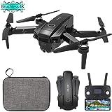 le-idea IDEA30 Drone con Camara HD, 4K sin Escobillas Drones con Camara Profesional Estabilizador GPS, Duración de la Batería