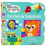 Best Baby Einstein Baby Learning Books - Baby Einstein Circles & Squares Review