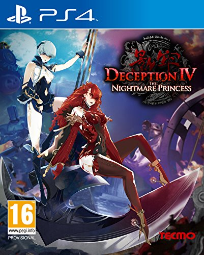 Deception IV: The Nightmare Princess (PS4) Best Price and Cheapest