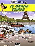 Rantanplan, tome 13 - Le Grand Voyage