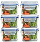 Best Simple Food Storage Containers - HRIDAAN's Plastic Air Tight Square Storage Box Container Review