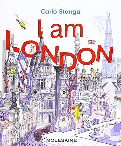 I am London (I am City) por Carlo Stanga