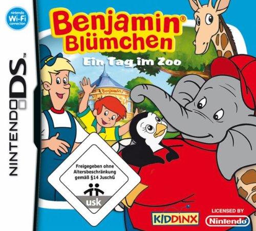 Preisvergleich Produktbild Benjamin Blümchen - Ein Tag im Zoo