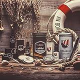 Mr. Burton´s Beard Oil – Bartöl CLASSIC – unverwechselbarer Duft – 50ml Bart Öl für die Bartpflege Made in Germany mit Arganöl Tierversuchsfrei - 7