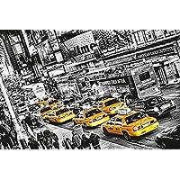 """Wizzard & Â Genius 696 """"Cabs Queue"""" - Papel pintado multicolor (12 unidades)"""