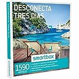 Smartbox Caja Regalo - DESCONECTA TRES DÍAS - 1590 casas rurales, posadas. en España, Andorra, Portugal, Italia y Francia