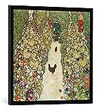 Gerahmtes Bild von Gustav Klimt