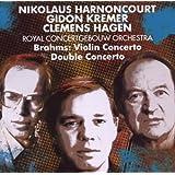 Brahms: Violin Concerto & Concerto For Violin & Cello [Maestro]