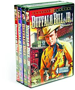 Buffalo Bill Jr. - Volumes 1-4 (4-DVD) (DVD-R) (2013) (All Regions) (NTSC) (US Import)