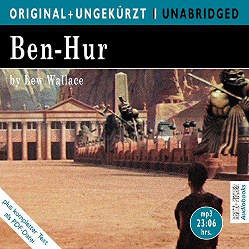 Ben-Hur. MP3-CD. Die englische Originalfassung ungekürzt
