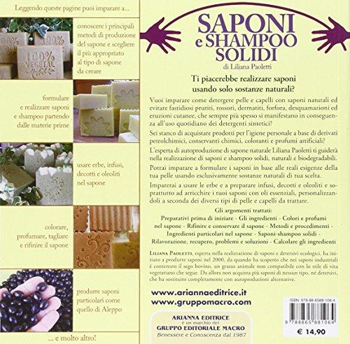 Zoom IMG-1 saponi e shampoo solidi naturali